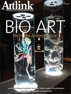 The beginnings and the ends of Bio Art Bio Art: Life in the Anthropocene